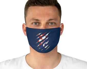 Croatia Dinamo Zagreb Bad Blue Boys Hrvatska Fleece Baby Bib