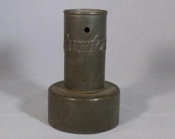 Rumford doughnut cutterrustic baking tool