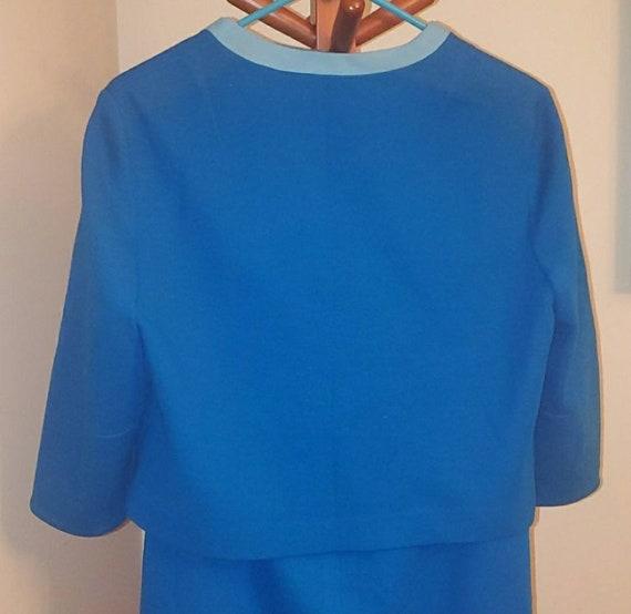 Vintage 50s-60s Skirt Set - image 6