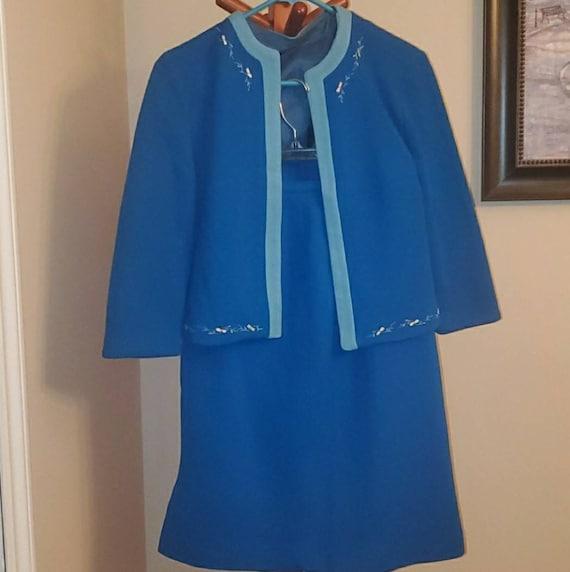 Vintage 50s-60s Skirt Set