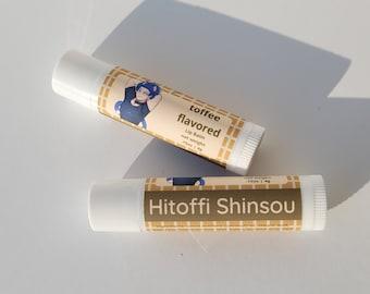 Hitoffi Shinsou Anime Inspired Lip Balm