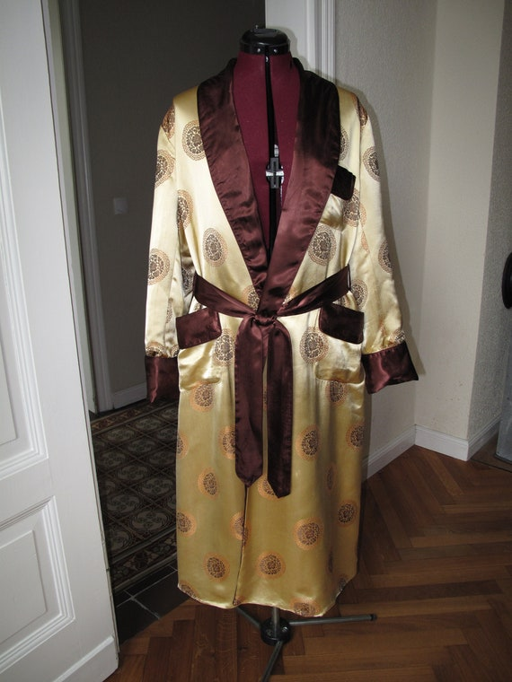 1940 mens dressing gown