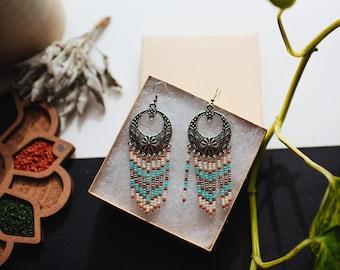 Ode to Egypt Earrings