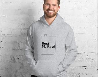 Best St. Paul Unisex Hoodie