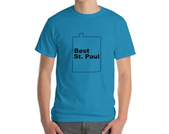 Best St. Paul Short Sleeve T-Shirt