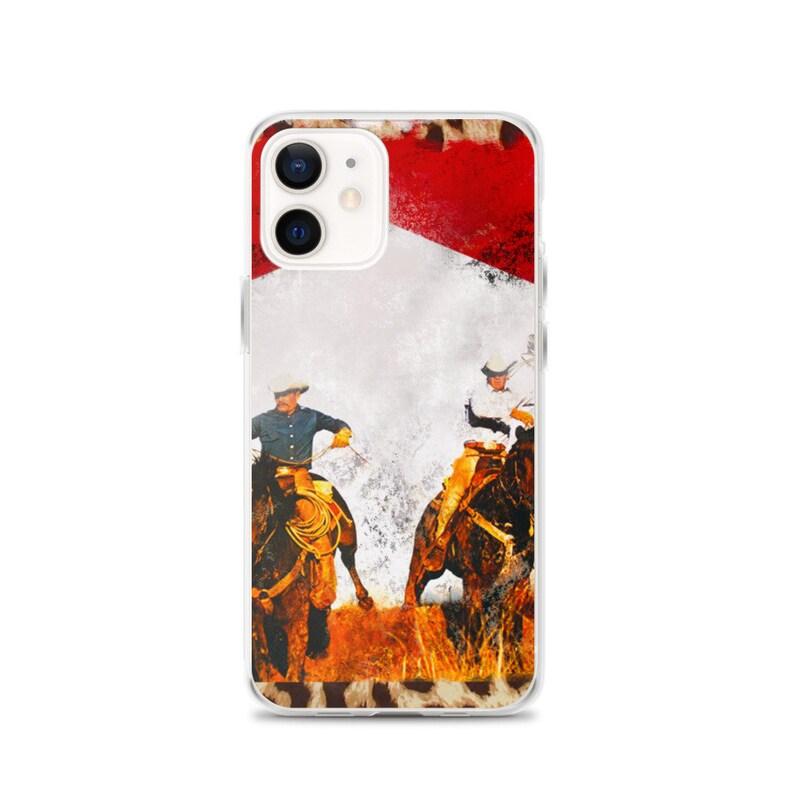 Marlboro Cowboy killer iPhone Case