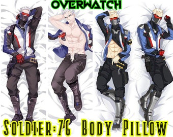 Mei Overwatch Full Length Body Pillow