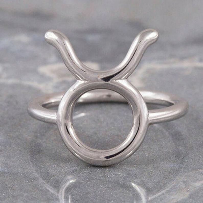 Meditation Ring Ss285 Statement Ring Band Ring Taurus Ring Handmade Ring Horoscope Ring 925 Sterling Silver