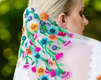 San Antonio Wedding Veil
