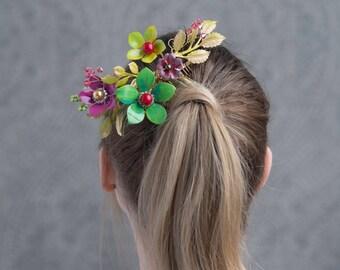 Primavera Wedding Hair Comb