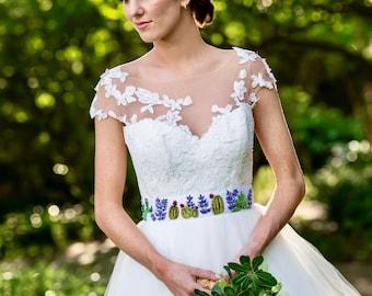 Hill Country Wedding Belt