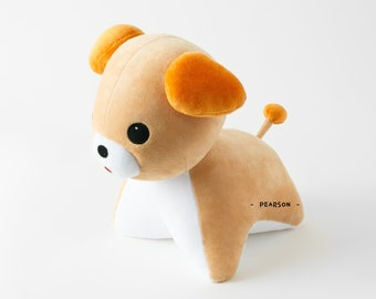 """PRE-ORDER Mom's Plushie """"Pupper"""" from Animal Crossing Plush Stuffed Toy"""