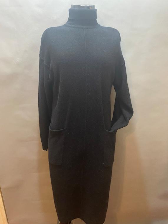 Outlander full length sweater dress