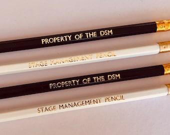 Boomerang Pencils