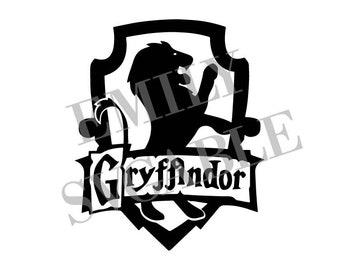 Gryffindor Logo Etsy Download 56 lion outline free vectors. gryffindor logo etsy