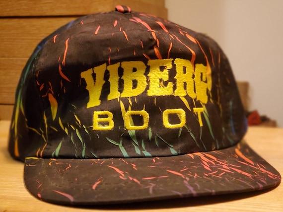 Vintage Viberg Boot Snapback