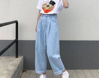 Baggy Jeans Etsy