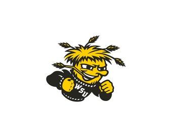 Wichita State Shockers Logo SVG PNG download