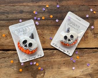 Halloween Magnet Pumpkin - Fridge Magnet Halloween - Spooky Magnet - Pumpkin Magnet