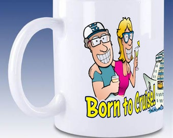 Gift Mug for people who love cruising