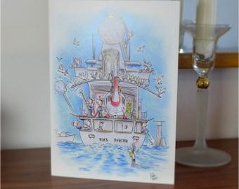 Gift Card - Navy Mayhem