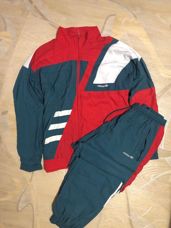 Vintage Adidas Tracksuit /Nike , Streetwear / Size