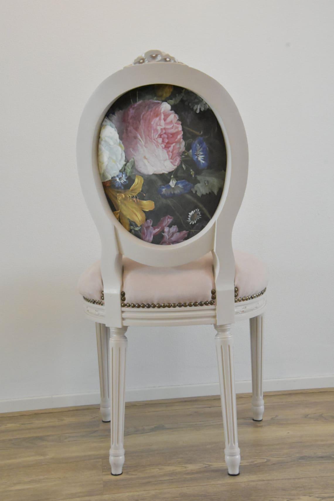 fijne oude Franse stoel