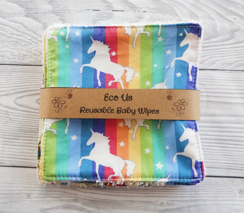 Space Wipes Reusable Baby Wipes Zero Waste Baby Girl Eco Wipes Cotton Wipes Eco Baby Wipes Baby Gift Face Cloth Cloth Baby Wipes