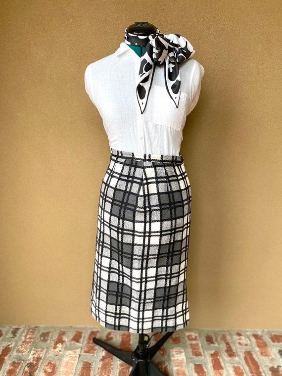 Vintage 1940's Pencil Skirt