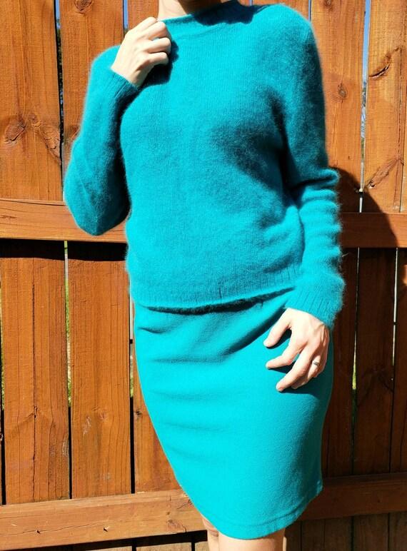 Vintage 80s Sweater Set