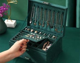 Large box for bracelet necklace gift Box Original Box