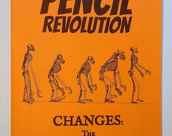 PENCIL REVOLUTION #21 - Changes -- The Transition Issue