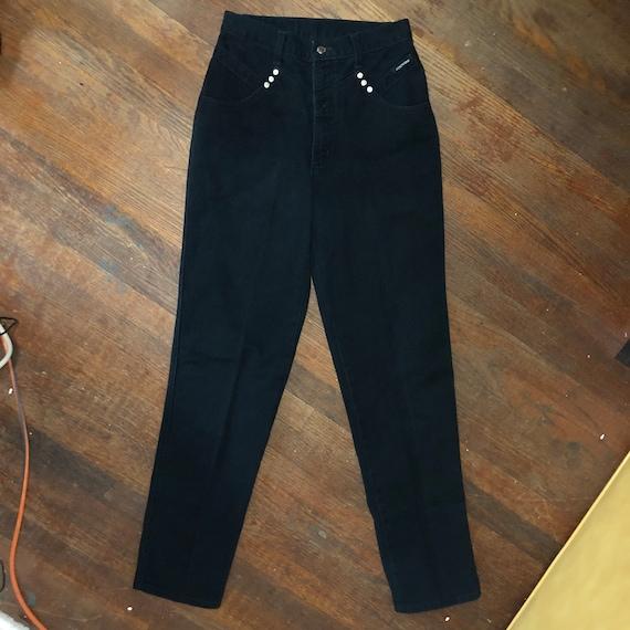 80s 90s Rockies Vintage High Rise Jeans 28 / 30