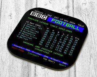 Arsenal - Invincibles Champions Wooden Coaster