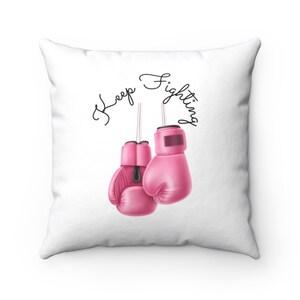 Breast Cancer Awareness Bath Rug Bath Mat Brest Cancer Month Bathroom Accessories Personalized Custom Gift Ideas for Cancer Survivor