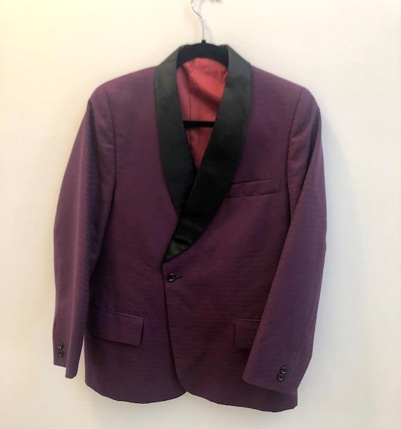 Vintage Men's Tuxedo Jacket