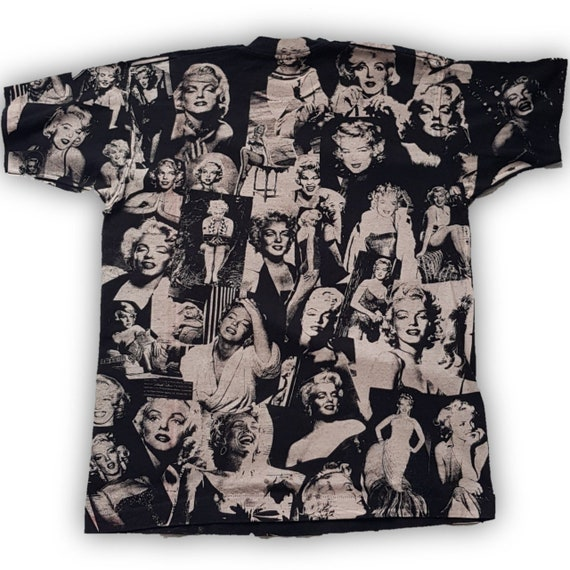 Marilyn Monroe All Over Print T shirt
