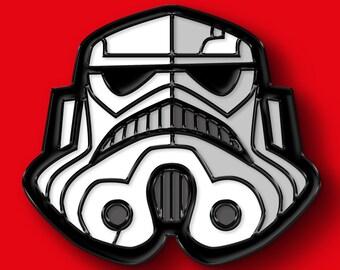 Star Wars Stormtrooper Enamel Pin