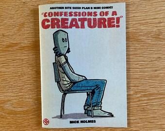 Confessions of a Creature Mini Comic
