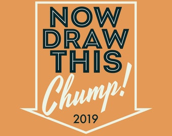 Now Draw This Chump! Book