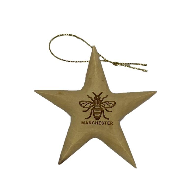 Bee Star Decoration