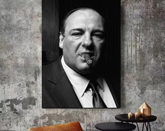 James Gandolfini with cute little DUCK  8.5x9  PHOTOGRAPH famous actor star of the SOPRANOS fun Celebrity Novelty Drivers License  ..