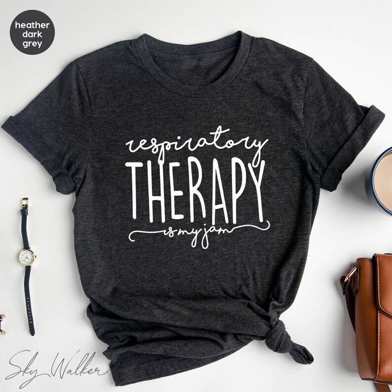 Gearhuman –  Respiratory Therapist TShirt RT Shirt Respiratory Therapy – 3D Tshirt – TH-0076