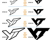 YT Industries Logo - Vinyl Decal | Bike | Car | Truck | Mountain Bike