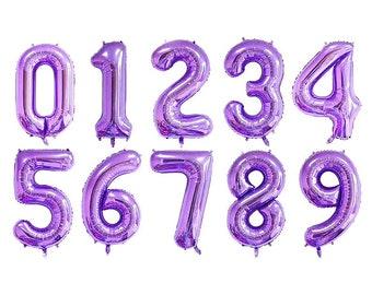 Aqua Holographic Mylar Number Balloons Giant Number Balloons Giant Number Balloons 40 Inch Holographic Aqua Giant Balloons