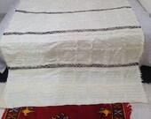 Moroccan blanket Berber blanket Morocco wool handmade blanket