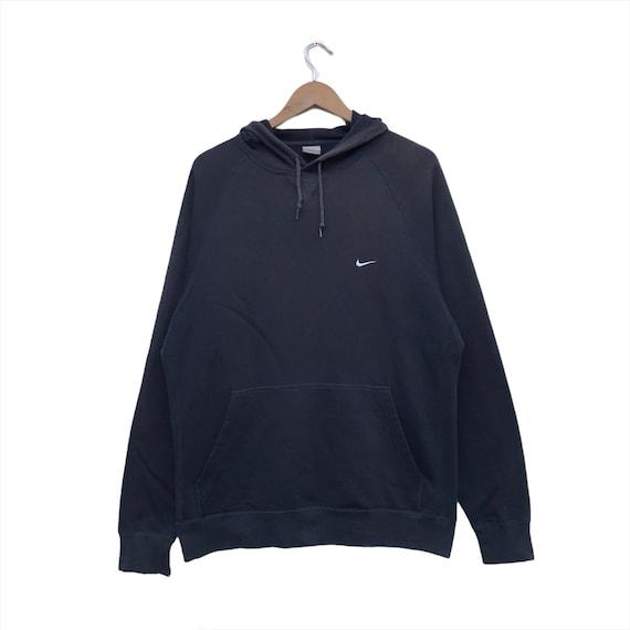 Nike Hoodie Sweatshirt Small swoosh Hoodie Pullove