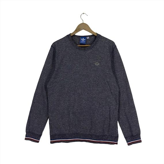 Vintage Adidas Small Logo Sweatshirt Crewneck  Swe