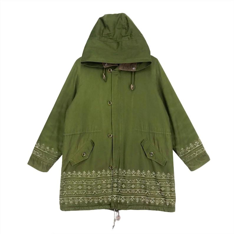 Vintage Titicaca Hoodie Jacket Japanes Designer Saiz M