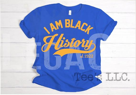 SGRho Inspired - I Am Black History